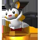 Trophée Emolga 3DS