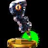 Trophée Massue minerai U