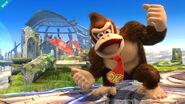 Donkey Kong SSB4 Profil 2