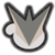 Icône Amphinobi blanc Ultimate