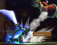 Marth Smash final Brawl 2