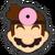 Icône Dr. Mario rose Ultimate