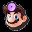 Icône Dr. Mario violet U