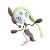 Art Meloetta Ultimate