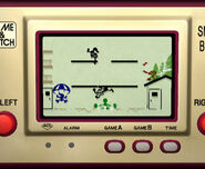 Mr. Game & Watch Melee Profil 6