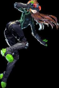 P5 Futaba Sakura Phantom Thief