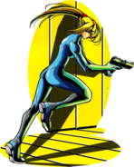 Zero Suit Samus Zero