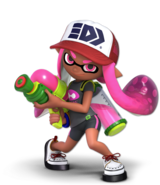 Art Inkling rose Ultimate