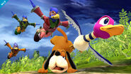 Duo Duck Hunt SSB4 Profil 7