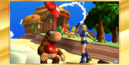 Félicitations Diddy Kong 3DS Classique