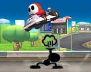 Mr. Game & Watch Profil Brawl 3