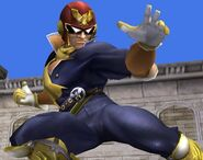 Captain Falcon Profil Brawl 1