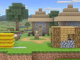 Monde Minecraft
