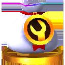 Trophée Elément de personnalisation 3DS