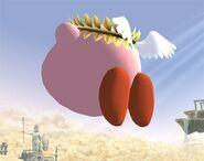 Kirby attaques Brawl 18