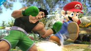 Little Mac SSB4 Profil 2