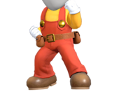 Tenue Mario constructeur Ultimate