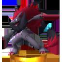 Trophée Zoroark 3DS