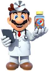 Art Dr. Mario Miracle Cure