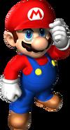 Mario SM64DS