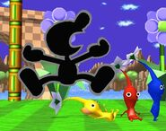Mr. Game & Watch Profil Brawl 2