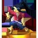 Trophée Hana Samurai 3DS