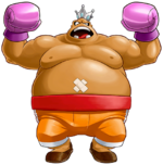 Art King Hippo Wii