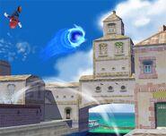 Sonic attaques Brawl 4