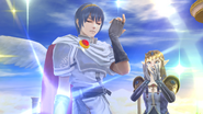 Félicitations Marth U All-Star