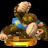 Trophée Donkey Kong alt 3DS