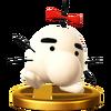 Trophée Mr Saturn U