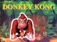 Félicitations Donkey Kong 64