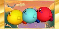 Félicitations Kirby 3DS Classique