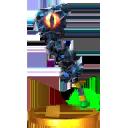 Trophée Massue minerai 3DS