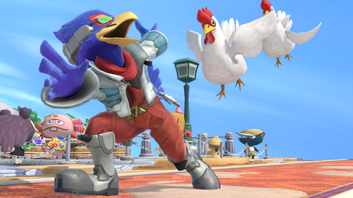 Félicitations Falco Ultimate
