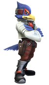 Falco Artwork SSBB