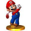 Trophée Mario Golf World Tour SSB4 3DS