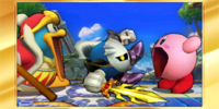 Félicitations Meta Knight 3DS All-Star