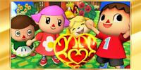Félicitations Villageois 3DS Classique