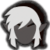Icône Link noir Ultimate