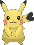 Modèle Pikachu Cosplayeur