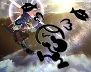 Mr. Game & Watch Profil Brawl 4