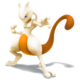 SSB4 Mewtwo orange