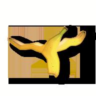 Image illustrative de l'article Peau de banane