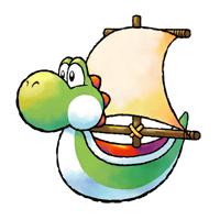 Vignette Yoshi-bateau