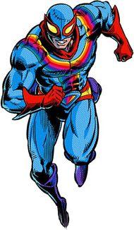 Artwork Captain Rainbow