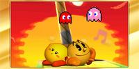 Félicitations Pac-Man 3DS Classique