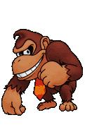 Donkey Kong SSB