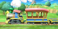 Locomotive des dieux Ultimate