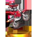 Trophée Moto Excitebike 3DS
